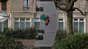 Afrikanisches Denkmal, Afrika-Konferenz 1884